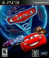 Cars 2: The Video Game (Sony PlayStation 3, 2011) GOOD