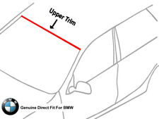 Genuine Front Upper Windshield Trim Molding 04-To-17 Bmw X3,E83,Oem #51313415508