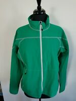 Eddie Bauer Womens First Ascent Soft Shell Jacket Size Large  Full Zip