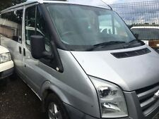 FORD TRANSIT MK7 O/S FRONT DOOR (SILVER) 2007 - 2013