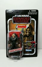 STAR WARS VINTAGE EXPANDED UNIVERSE NOM ANOR CARDED  RARE