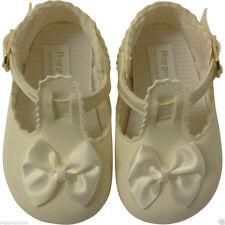 Baby-Schuhe im Sandalen-Stil aus Leder für Mädchen