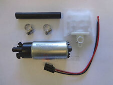 265LPH Compact In-Tank Electric Fuel Pump High Pressure Performance Flow Kit 346