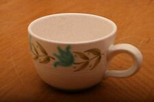 Franciscan Tulip Time Earthenware Tea Coffee Cup Mid Century Modern