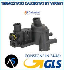TERMOSTATO VALVOLA TERMOSTATICA FLANGIA VW POLO LUPO GOLF 3 CADDY 2 OCTAVIA 1.6