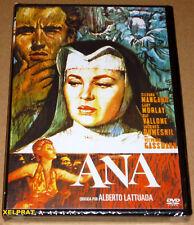 ANA Alberto Lattuada & Silvana Mangano - Italiano Español -Precintada