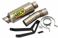 Bmw S1000RR 2010 Full Titanium Exhaust Silencer Arrow GP2 71001GP