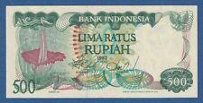 INDONESIA -- 500 RUPIAH ( 1982 ) -- UNC -- PICK 121 .