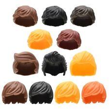 Playmobil® Haare |Frisuren | Perücken | Strähnen | kurz lang rockabilly
