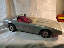 1984 Vintage Barbie Silver Vette Car Corvette