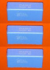 SET:3*Kondensator 0,47µF 305V ~  Ersatzteil Philips Senseo® 7810 7812 7820..7840