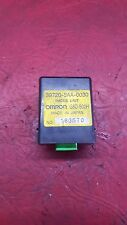 HONDA JAZZ 1.4 PETROL 2004 ANTI THEFT CONTROL RELAY MODULE 39720-SAA-0030