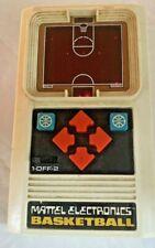 Vintage 1978 Mattel Electronics Basketball Handheld Game UC WORKS GREAT