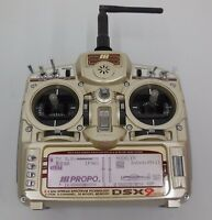 JR radio control DSX9 limited