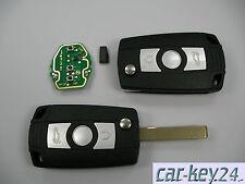 BMW E46 E39 E60 E38 E83 E53 Fernbedienung umbau Klappschlüssel + Elektrick LEDY