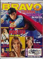 BRAVO Nr.3 vom 11.1.1978 mit Riesenposter Superman, Shaun Cassidy, Baccara...