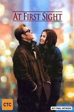 At First Sight - DVD LIKE NEW FREE POSTAGE AUSTRALIA WIDE REGION 4