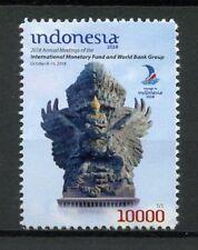 Indonesia 2018 MNH IMF Intl Monetary Fund & World Bank Group 1v Set Stamps