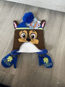 Paw Patrol Brand New Hat And Gloves