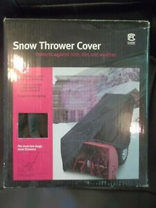 Classic Accessories 52-003-040105-00 Two-Stage Snow Thrower Cover, New
