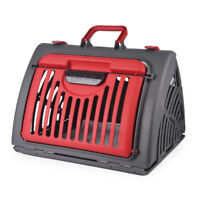 Pet Dog Cat Puppy Handbag Portable Travel Carry Carrier Tote Cage Bag Crate Box