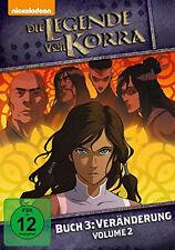 DVD * DIE LEGENDE VON KORRA - BUCH 3 : VERÄNDERUNG - VOLUME 2 # NEU OVP +