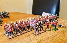 Perry miniatures British 24th Foot Regiment Zulu wars X50