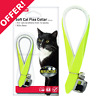 Beaphar REFLECTIVE Cat Flea Collar, Collar with bell, Yellow - OFFER!
