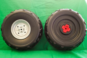 Peg Perego Polaris Sportsman 800 / 850 Twin Rear Wheel Set (2 Tires)