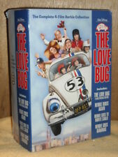 Herbie the Love Bug: Collection (DVD, 2004, 5-Disc Set)