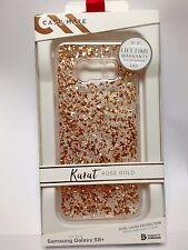 Case-Mate Karat Case for Samsung Galaxy S8 Plus in Rose Gold