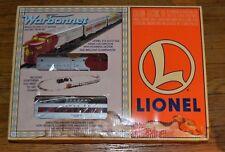 Lionel 6-11929 Warbonnet 0-27 Gauge  Electric Train Set New In Box  Box Damage