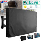 30-65 Inch TV Cover Dustproof Waterproof Outdoor Patio Flat Television Protector
