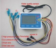 RO Pure Water Filter LCD Meter Controller+Solenoid Valve+Switch+Flow Sensor+TDS