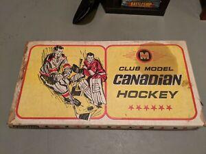 Munro Club Model Canadian Hockey Table Top Game 1968