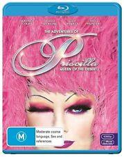 The Adventures Of Priscilla - Queen Of The Desert (Blu-ray, 2011)