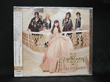 CROSS VEIN Royal Eternity Japan CD + DVD Aldious Cyntia Mary's Blood Destrose