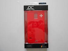 Coque rouge pour Galaxy S5 neuve