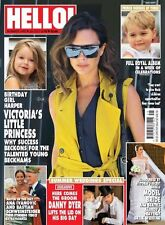 HELLO! Magazine #1440 - THE BECKHAMS (BRAND NEW BACK ISSUE)