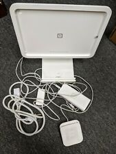 Used iPad Square Stand with Chip Reader And Cables