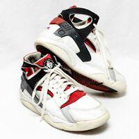 VTG OG 1992 Nike Air Flight Huarache Basketball Shoes size 9 Rare Original