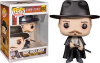 Tombstone - Doc Holiday Pop! Vinyl-FUN45373-FUNKO