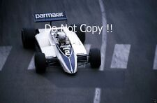 Riccardo Patrese Brabham BT49D Winner Monaco Grand Prix 1982 Photograph 1