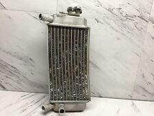 06 2006 HONDA CRF250 CRF OEM RIGHT RADIATOR FILL SIDE ENGINE COOLING MOTOR