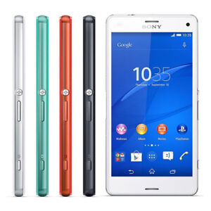 Sony Ericssion XPERIA Z3 Compact D5803 -16GB- 4G Cellphone - Unlocked-4 Colors!