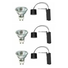 Lot de 3 halogène 35W coin pour lampes encastrées Paulmann 997.54