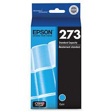 Genuine Epson 273 cyan ink for XP-520 XP-600 XP-610 XP-620 XP 520 600 610