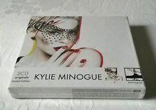 kylie minogue 2CD originals Limited Edition Box Set sealed