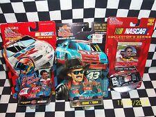 Racing Champions: Nascar, mixed set of 3 cars 1:64