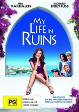 MY LIFE IN RUINS : NEW DVD